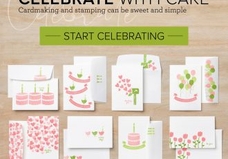 How To Make Celebrate With Cake Cards with wendy lee, video, product tips & techniques, stampin up, handmade cards, rubber stamps, stamping, kit, #simplestamping, #creativeleeyours, creatively yours, creative-lee yours, birthday, celebration, graduation, anniversary, smile, thank you, amazing, fast & easy, DIY, #simplestamping, cake, banner, balloons, hearts, mailbox, cake