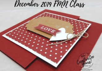 Love Gift Card Holder by Wendy Lee, November 2019 Paper Pumpkin Kit, stampin up, handmade cards, rubber stamps, stamping, kit, subscription, #creativeleeyours, creatively yours, creative-lee yours, celebration, smile, love, thank you, alternate, bonus tutorial, fast & easy, DIY, #simplestamping, card kit, tags, gifts, alternate, papercrafts, hearts