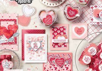 From my heart suite with Wendy Lee, video, valentine, hearts, stampin Up, SU, #creativeleeyours, hand made card, heartwarming, friend, birthday, hello, thanks, celebration, encouragement, lucky, love, stamping, creatively yours, creative-lee yours, DIY, crafting, papercrafts, gift packaging, treat holder
