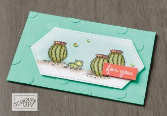 The Gang's All Meer by wendy lee, video, SAB, Sale-A-Bration, stampin up, handmade cards, rubber stamps, stamping, #creativeleeyours, creatively yours, creative-lee yours, celebration, smile, thank you, birthday, sorry, thinking of you, congrats, lucky, feel better, sympathy, get well, fast & easy, DIY, animals, meerkats, lizard, cactus, masculine, friend