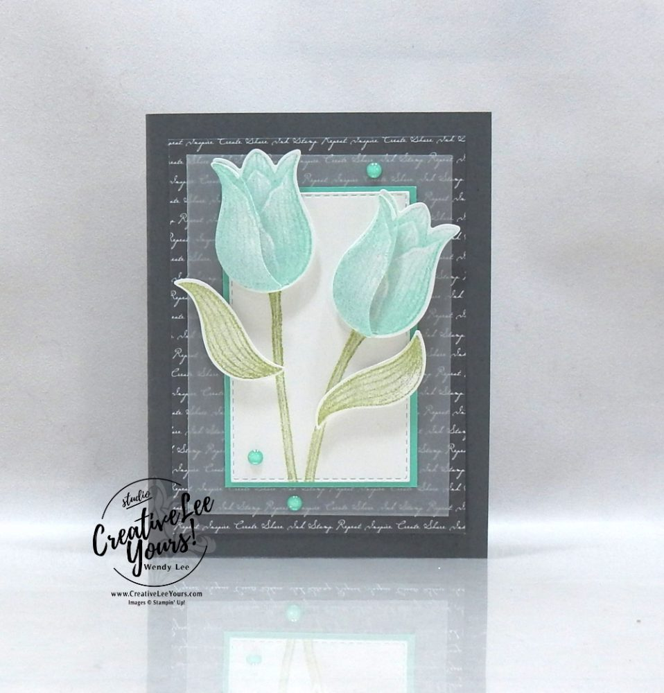 Stamping Around the World Tutorial Bundle, February 2020,blog hop, wendy lee, class, cards, exclusive, #creativeleeyours, creativelee-yours, creatively yours, pattern paper, rubber stamps, Stampin Up, hand made cards, technique, fun fold, DIY, paper crafts