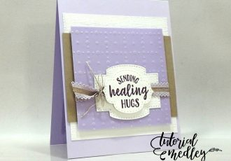 Sending Healing Hugs by Wendy Lee, stampin Up, SU, #creativeleeyours, handmade card, So sentimental stamp set, get well, sick, sorry, hugs, friend, celebration, So Very Vellum, SAB, saleabration, stamping, creatively yours, creative-lee yours, DIY, card class, tutorial, paper crafts, tutorial medley, newsletter, card class, stitched so sweetly