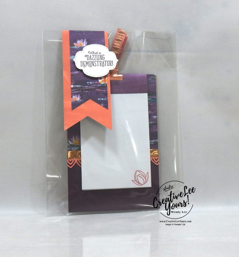 Mini Clipboard by wendy lee, Stampin Up, #creativeleeyours, wendy lee, creatively yours, creative-lee yours, stamping, paper crafting, handmade, cards, class, friend, clipboard, pattern paper, crafts, thinking of you, birthday, sympathy, thank you, congratulations, remember, organization, diemonds team, business opportunity, gifts, notes