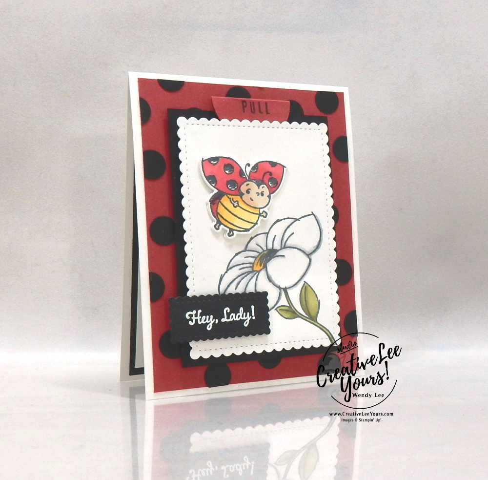 Magnetic slider by wendy lee, Stampin Up, promotion, sale-a-bration, SAB, #creativeleeyours, creatively yours, free products, stamping, paper crafting, handmade, mini trimmer, paper sampler, patternpaper, SU, SUO, creative-lee yours, Diemonds team, business opportunity, DIY, fellowship, paper crafts, saleabration celebration, free event, little ladybug, invitation, itty bitty birthdays, make a difference