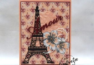 Amour by Nancy Phillips, Wendy Lee, stampin Up, SU, #creativeleeyours, handmade card, Parisian Beauty stamp set, friend, celebration, stamping, creatively yours, creative-lee yours, DIY, birthday, papercrafts, pattern paper, business opportunity, #makeacardsendacard ,#makeacardchangealife , #diemondsteam ,#diemondsteamswap ,#businessopportunity, Eifel tower, love, cherry blossoms