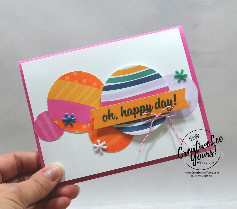 Wendy Lee, May 2020 Paper Pumpkin Kit, A kit in color, stampin up, handmade cards, rubber stamps, stamping, kit, subscription, #creativeleeyours, creatively yours, creative-lee yours, celebration, smile, thank you, birthday, love, congrats, rainbow, clouds, alternate, bonus tutorial, fast & easy, DIY, #simplestamping, card kit, subscription, craft kit, alternate