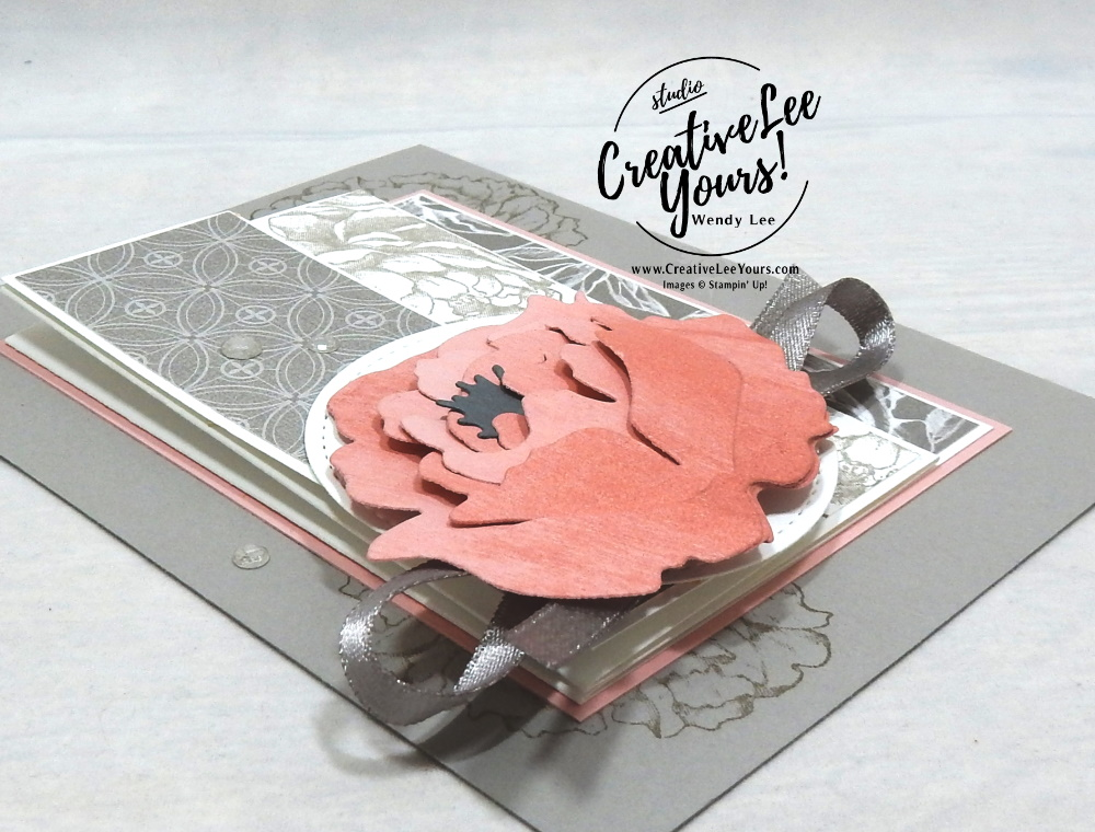 All star tutorial bundle blog hop, Fold Out Panel by wendylee , #creativeleeyours , #stampinup , #su , #stampinupdemonstrator , #cardmaking, #handmadecard, #rubberstamps, #stamping, #cardclass, # cardclasses ,#onlinecardclasse,#tutorial ,#tutorials #DIY, #papercrafts , #papercraft , #papercrafting , #papercraftingsupplies, #papercraftingisfun, #papercraftingideas, #makeacardsendacard ,#makeacardchangealife, #subscription, July 2020, Peony Garden Suite, fun fold