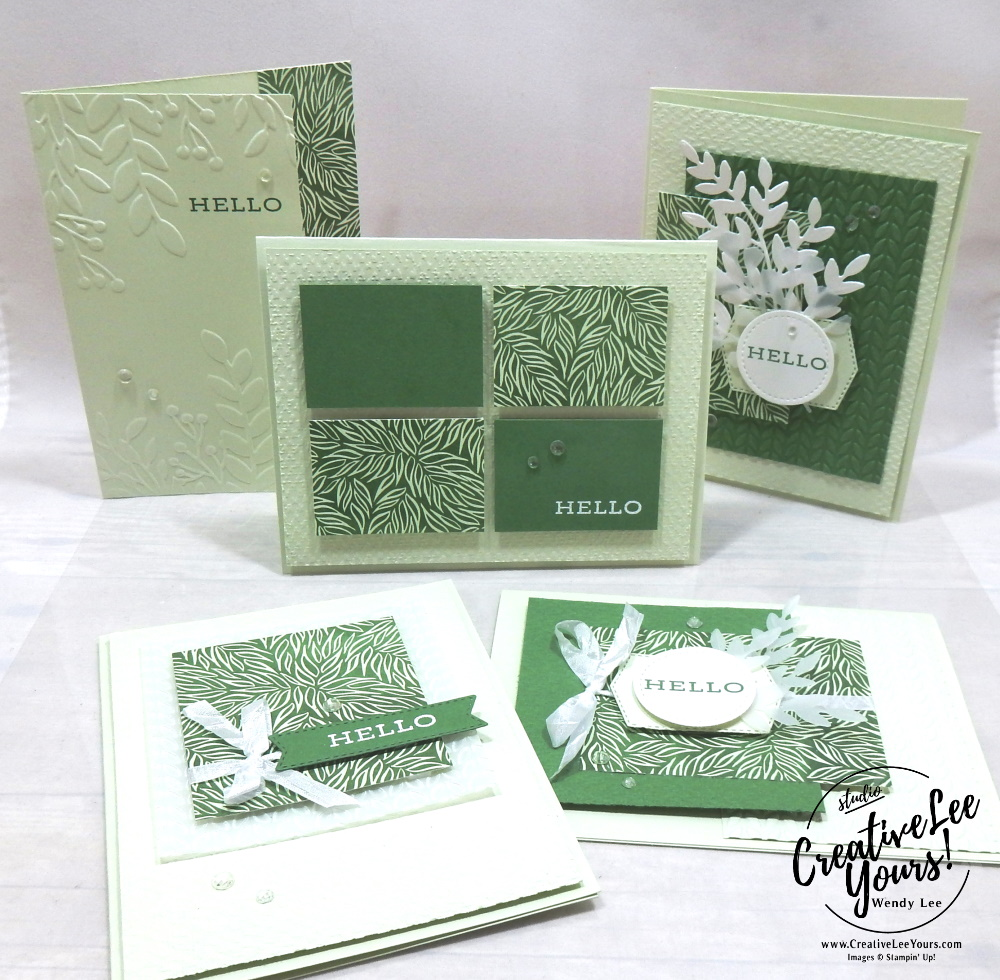 Hello One Sheet Wonder by wendy lee, OSW, Stampin Up, #creativeleeyours, creatively yours, #stampinupdemonstrator ,#cardmaking #handmadecard #rubberstamps #stamping, SU, SUO, creative-lee yours, #DIY, #papercrafts , #papercraft , #papercrafting , fellowship, video, friend, birthday, celebration, forever fern stamp set, ,#makeacardsendacard ,#makeacardchangealife, FOREVER FLOURISHING DIES, #papercraftingsupplies, #papercraftingisfun, catalog share, BONUS, template