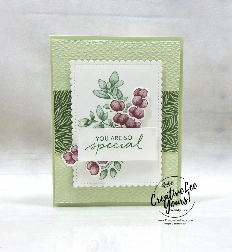 Tasteful Touches One Sheet Wonder by wendy lee, OSW, Stampin Up, #creativeleeyours, creatively yours, #stampinupdemonstrator ,#cardmaking #handmadecard #rubberstamps #stamping, SU, SUO, creative-lee yours, #DIY, #papercrafts , #papercraft , #papercrafting , fellowship, video, friend, birthday, celebration, forever fern stamp set, tasteful touches stamp set, tasteful labels dies, ,#makeacardsendacard ,#makeacardchangealife, FOREVER FLOURISHING DIES, #papercraftingsupplies, #papercraftingisfun, catalog share, BONUS, template