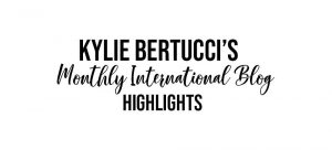 International Blog Highlight header, #creativeleeyours ,#stampinup , #SU, #DIY, #papercrafts, Kylie Bertucci, Wendy Lee