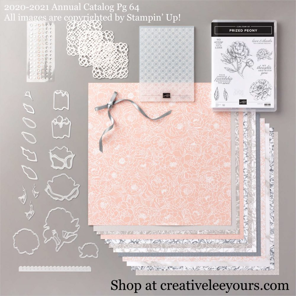 2020-2021 Annual Catalog Pg 64 All images are copyrighted by Stampin' Up!