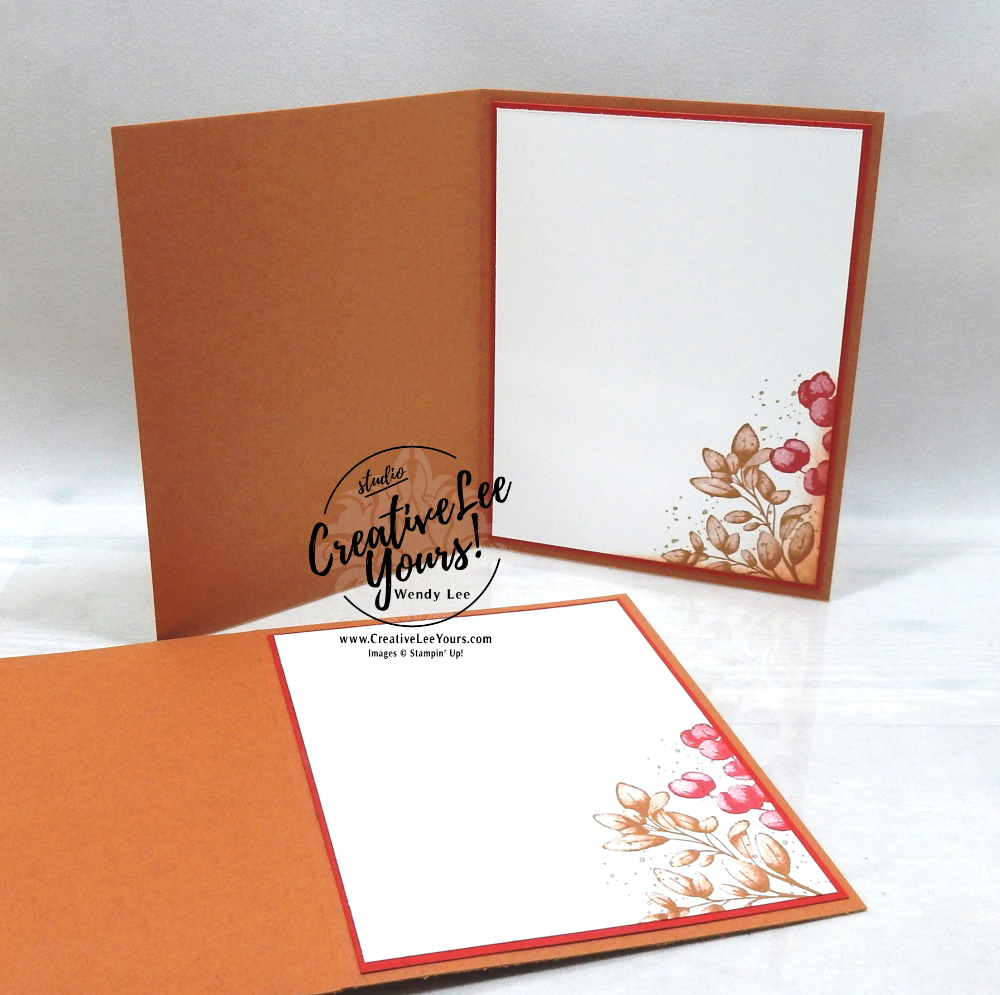 Forever Fern Triple Offset Stamping by wendy lee, stampin up, stamping, SU, #creativeleeyours, creatively yours, creative-lee yours, #cardmaking ,#handmadecard, #rubberstamps, #stamping, friend, birthday, fall, autumn, celebration, triple offset, stamping, DIY, paper crafts, burnishing, sponging, #papercrafting , #papercraftingsupplies, #papercraftingisfun , Facebook live, forever fern stamp set, #makeacardsendacard ,#makeacardchangealife, ,#tutorial ,#tutorials, shimmer, #simplestamping,