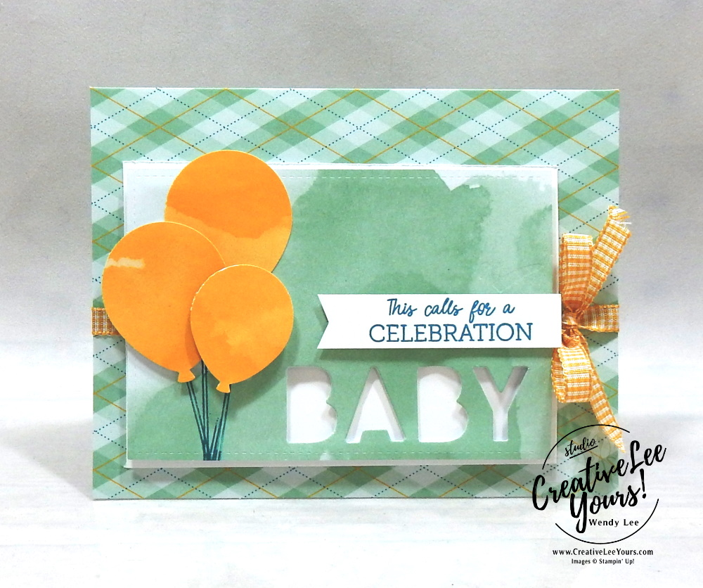 Baby by Wendy Lee, August 2020 Paper Pumpkin Kit, Worlds greatest, stampin up, handmade cards, rubber stamps, stamping, kit, subscription, #creativeleeyours, creatively yours, creative-lee yours, celebration, thank you, birthday, everyday heroes, congrats, teacher, coach, alternate, bonus tutorial, fast & easy, DIY, #simplestamping, card kit, subscription, craft kit, #papercrafts , #papercraft , #papercrafting , #papercraftingsupplies, #papercraftingisfun, #makeacardsendacard ,#makeacardchangealife , #paperpumpkin ,#paperpumpkinalternates , #paperpumpkinalternative ,#paperpumpkinalternatives, #papercraftingkit,