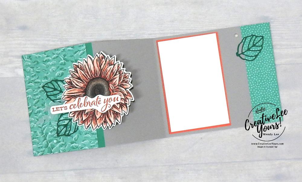 Partial die cut Z Fold, All star tutorial bundle, #wendylee , #creativeleeyours , #stampinup , #su , #stampinupdemonstrator , #cardmaking, #handmadecard, #rubberstamps, #stamping, #cardclass, # cardclasses ,#onlinecardclasse,#tutorial ,#tutorials #DIY, #papercrafts , #papercraft , #papercrafting , #papercraftingsupplies, #papercraftingisfun, #papercraftingideas, #makeacardsendacard ,#makeacardchangealife, #subscription, October 2020, Flowers for every season Suite, ,#funfoldcards ,#funfoldcard, #allstardesignteambloghop