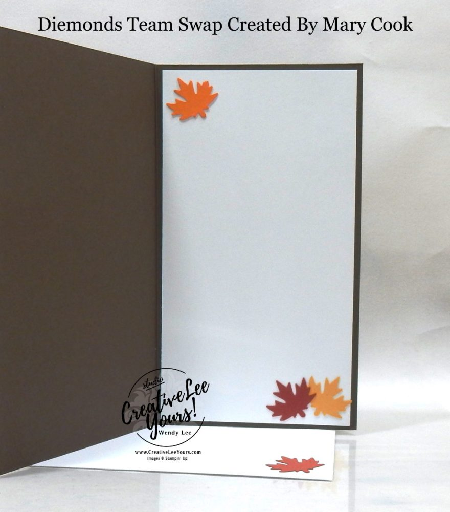 Season Of Thanks by Mary Cook, Wendy Lee, stampin Up, SU, #creativeleeyours, handmade card, Gather Together stamp set, friend, celebration, thank you, stamping, creatively yours, creative-lee yours, DIY, birthday, papercrafts, fall, autumn, business opportunity, #makeacardsendacard ,#makeacardchangealife , #diemondsteam ,#diemondsteamswap ,#businessopportunity, rubberstamps, #stampinupdemonstrator , #cardmaking, #papercrafts , #papercraft , #papercrafting , #papercraftingsupplies, #papercraftingisfun, autumn punch pack, wreath, beautiful boughs, greenery