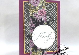 Watercolor Thank You by Wendy Lee, Heal Your Heart Stamp Set, stampin Up, SU, #creativeleeyours, handmade card, friend, celebration, thank you, stamping, creatively yours, creative-lee yours, DIY, birthday, papercrafts, #makeacardsendacard ,#makeacardchangealife , rubberstamps, #stampinupdemonstrator , #cardmaking, #papercrafts , #papercraft , #papercrafting , #papercraftingsupplies, #papercraftingisfun, true love, kylie bertucci, international highlights, blog hop, watercolor pencils, flourish dies, blender pen
