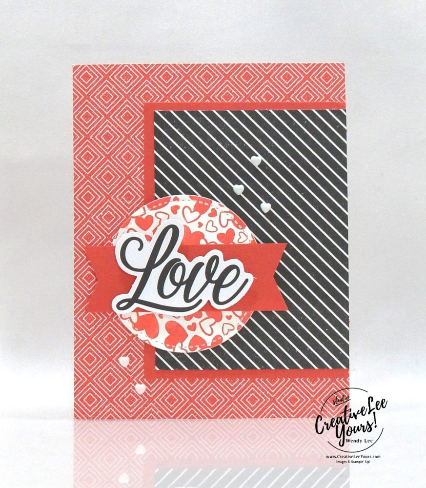 Love by Wendy Lee, January 2021 Paper Pumpkin Kit, stampin up, handmade cards, rubber stamps, stamping, kit, subscription, #creativeleeyours, creatively yours, creative-lee yours, celebration, smile, thank you, birthday, sorry, thinking of you, love, congrats, lucky, feel better, sympathy, get well, grateful, comfort, encouragement, hearts, valentine, anniversary, wedding, bonus tutorial, fast & easy, DIY, #simplestamping, card kit, subscription, craft kit, snail, #paperpumpkinalternates , #paperpumpkinalternative ,#paperpumpkinalternatives, #papercraftingkit