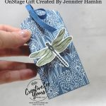 Easy Hand Sanitizer Package by Jennifer Hamlin, Wendy Lee, stampin up, stamping, SU, #creativeleeyours, creatively yours, creative-lee yours, #rubberstamps #stamping, friend, celebration, congratulations, thank you, hello, birthday, warm wishes, stamping, DIY, paper crafts, #papercrafting , #papercraftingsupplies, #papercraftingisfun #diemondsteam, #businessopportunity, #dandygarden, #treatpackage, #handsanitizer, #dragonflies
