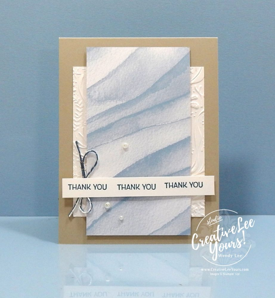 Thank you by Wendy Lee, Sale-a-bration Celebration, Stampin Up, promotion, sale-a-bration, SAB, #creativeleeyours, wendy lee, creatively yours, free products, paper crafting, handmade, DSP, patternpaper, SU, SUO, creative-lee yours, Diemonds team, business opportunity, DIY, fellowship, paper crafts, free event, #stampinupdemonstrator , #cardmaking, #handmadecard, #rubberstamps, #stamping, #cardclass #cardclasses ,#onlinecardclasses,#tutorial ,#tutorials ,#technique ,#techniques #DIY, #papercrafts , #papercraft , #papercrafting , #papercraftingsupplies, #papercraftingisfun, #papercraftingideas, #makeacardsendacard ,#makeacardchangealife, friends are like seashells stamp set, sand & Sea