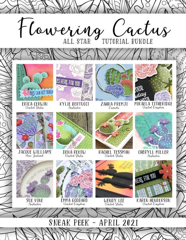 All star tutorial bundle, #wendylee , #creativeleeyours , #stampinup , #su , #stampinupdemonstrator , #cardmaking, #handmadecard, #rubberstamps, #stamping, #cardclass, # cardclasses ,#onlinecardclasse,#tutorial ,#tutorials #DIY, #papercrafts , #papercraft , #papercrafting , #papercraftingsupplies, #papercraftingisfun, #papercraftingideas, #makeacardsendacard ,#makeacardchangealife, #subscription, #product suites, Fine Art Floral Suite, Love You Always Suite, Hydrangea Hill Suite, Flowering Cactus Product Medley, Ice-Cream Corner Suite, Sand & Sea Suite