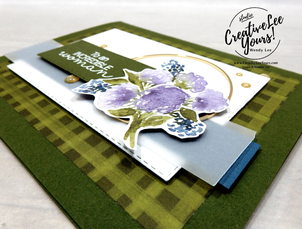 Incredible Woman by wendy lee, #wendylee , #creativeleeyours , #stampinup , #su , #stampinupdemonstrator , #cardmaking, #handmadecard, #rubberstamps, #stamping, #cardclass ,#cardclub ,#cardclasses ,#onlinecardclasses,#tutorial ,#tutorials ,#technique ,#techniques #DIY, #papercrafts , #papercraft , #papercrafting , #papercraftingsupplies, #papercraftingisfun, #papercraftingideas, #makeacardsendacard ,#makeacardchangealife , #livepapercrafting, #card, #friend, #mothersday, #thankyoucard, #hydrangeahaven, #hydrangeahill, #appreciation, #birthday, #facebooklive, #video