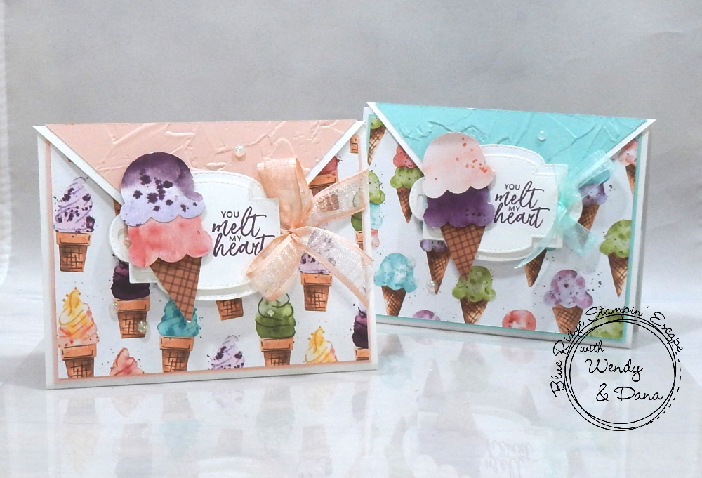 Envelope scrapbook, Ice Cream Corner Blue Ridge Stampin' Escape with Wendy Lee, retreat, class, online, getaway, stamping, SU, creativeleeyours, creative-lee yours, creatively yours, DIY, handmade, rubber stamps, bundle, tutorial, #patternpaper, virtual class, bundle, class kit, Sweet Ice Cream Stamp Set, Ice Cream Cone builder punch, papercrafts, 3D, treats, cards, tags, birthday, thank you, friend, party, #simplestamping, #kit, #craftkit, #craftkits, #cardclass, ,#cardclasses ,#onlinecardclasses ,#funfoldcards ,#funfoldcard ,#tutorial ,#tutorials ,#technique ,#techniques,#blueridgestampinescape, Ice cream party,birthday kit, framed art, home decor, bonus class, #scrapbooking