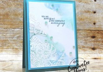 Unique & Amazing Embossed Vellum by wendy lee, All star tutorial bundle, #wendylee , #creativeleeyours , #stampinup , #su , #stampinupdemonstrator , #cardmaking, #handmadecard, #rubberstamps, #stamping, #cardclass, # cardclasses ,#onlinecardclasse,#tutorial ,#tutorials #DIY, #papercrafts , #papercraft , #papercrafting , #papercraftingsupplies, #papercraftingisfun, #papercraftingideas, #makeacardsendacard ,#makeacardchangealife, #subscription, #product suites, Fine Art Floral Suite, Love You Always Suite, Hydrangea Hill Suite, Flowering Cactus Product Medley, Ice-Cream Corner Suite, Sand & Sea Suite, paper strips, all star blog hop, #simplestamping, ,#technique ,#techniques , #embossingonvellum, #alcoholwithblends