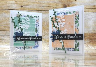 A Friend Like You by wendy lee, #creativeleeyours, creatively yours, creative-lee yours, DIY, SU, rubber stamps, class, thank you, birthday, Peaceful Moments stamp set, friend, birthday, anniversary, wedding, #stampinup, #stampinupdemonstrator, #cardmaking, #handmadecard, #rubberstamps, #stamping,#tutorial ,#tutorials, #papercrafts , #papercraft , #papercrafting , #papercraftingsupplies, #papercraftingisfun, #papercraftingideas, #makeacardsendacard ,#makeacardchangealife, Facebook live, video, shimmer vellum,#cardclasses ,#onlinecardclasses, #collagecard, #handpenned, #patternpaper, #DSPsale, #papersale, 15%off
